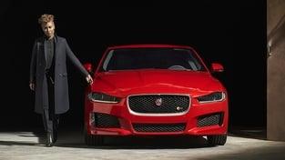 New Jag engine