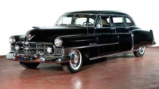 Evita's Cadillac