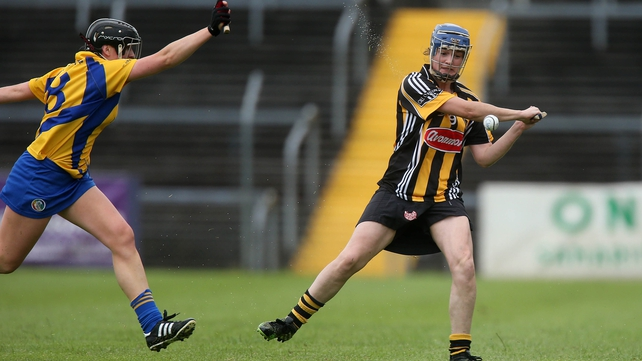 Ann Dalton and her Kilkenny team-mates face Galway at the Gaelic Ground at 4pm on Sunday