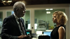 Morgan Freeman plays neuroscientist Professor Norman