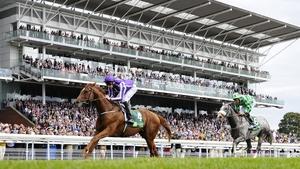 Australia won the Juddmonte International Stakes at York last month