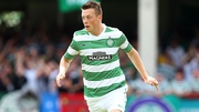 Callum McGregor gave Celtic an early lead in Slovenia