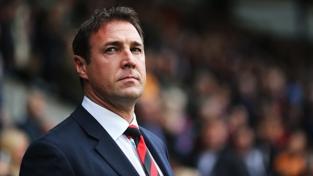 Malky Mackay has apologised for his behaviour at Cardiff