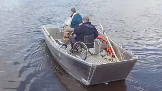 Wheelchair-bound Anglers (2004)