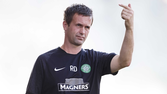 Ronny Deila's side were dumped out of the Champions League by Maribor