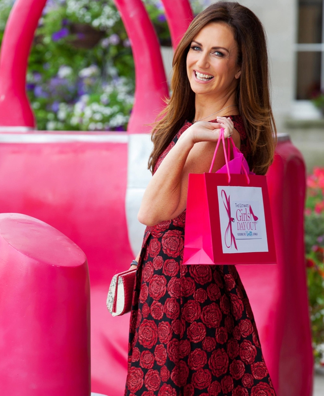 Lorraine Keane launches Ultimate Girls Day Out