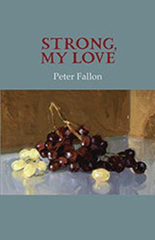 """Peter Fallon reads his poem """"First Born"""""""