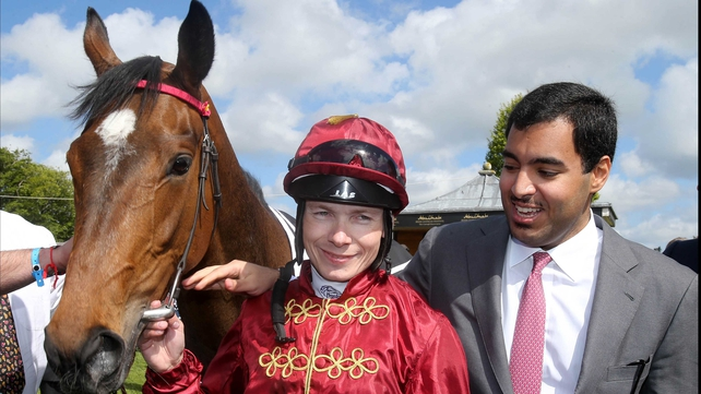 Jamie Spencer will remain a central figure in Sheikh Fahad Al Thani's Qatar Racing operation