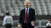 The Gunners manager on his side's draw with Besiktas, plus analysis from John Giles and Liam Brady