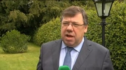 RTÉ News: Brian Cowen says Albert Reynolds will be fondly remembered