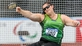 Barry claims European discus silver