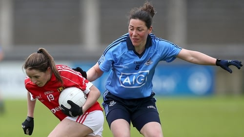 Denise Masterson returns for Dublin in time to face Kerry