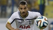 Roberto Soldado was on target for Tottenham