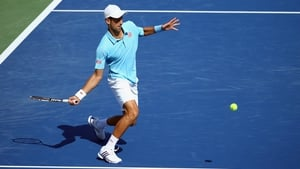 Novak Djokovic has been handed a draw that avoids all other top ten seeds until the quarter-finals