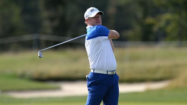 Jamie Donaldson won the Czech Masters last month
