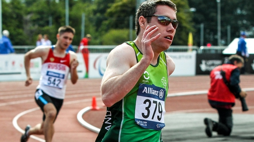 Jason Smyth: 'Championships are about medals, so I'm over the moon that I've delivered here'