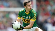 David Moran starts for Kerry against Mayo
