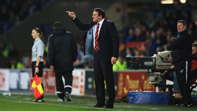 Malky Mackay was sacked by Cardiff in December 2013