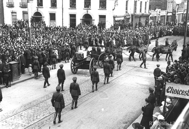 Michael Collins Funeral