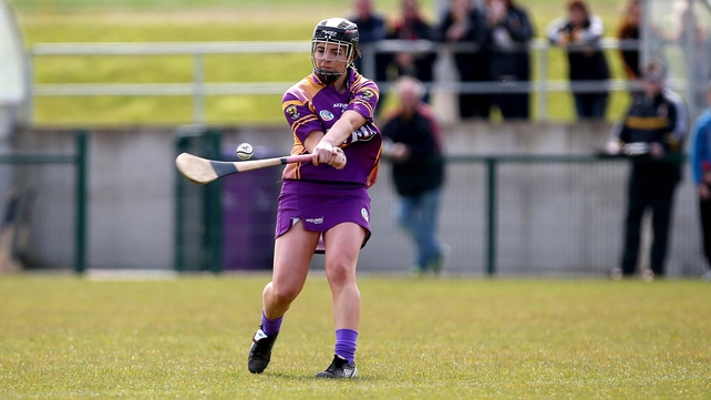 Wexford will be hoping Ursula Jacob can produce another big performance against Cork