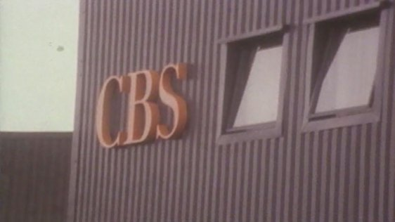 CBS Records Open New Offices in Ireland