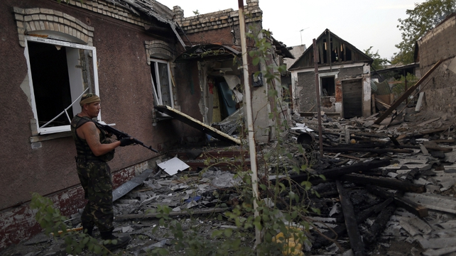 Within Ukraine there has been a major escalation of military support for pro-Moscow rebels since mid-August
