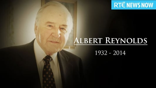 Funeral of Albert Reynolds