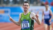 Michael McKillop claimed yet another gold