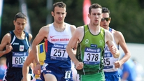 Michael McKillop on his success at the IPC European Championships in Swansea