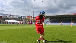 Cork's Jennifer O'Leary had a chance to claim a late victory over Wexford