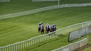 The Curragh racecourse in Kildare