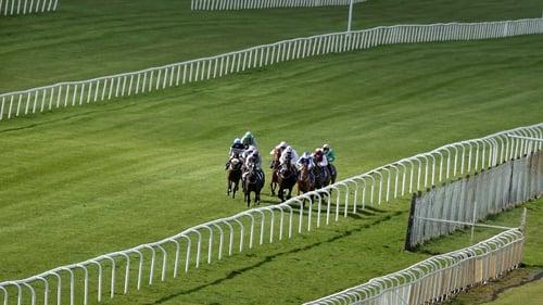The Curragh racecourse in Kildare