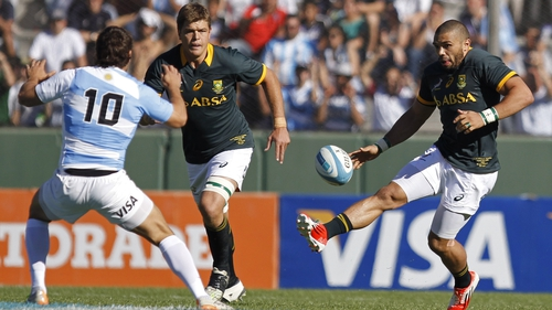 Argentina were just minutes away from their first Rugby Championship victory