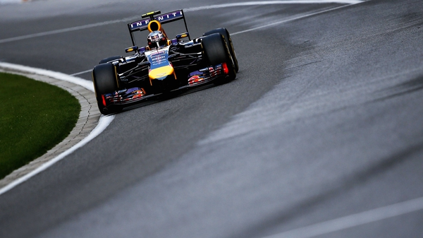 Daniel Ricciardo was victorious in the Belgian GP