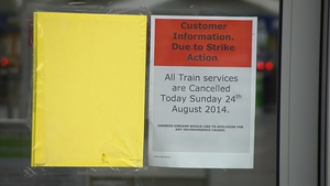 Further strikes are planned for 7 and 21 September