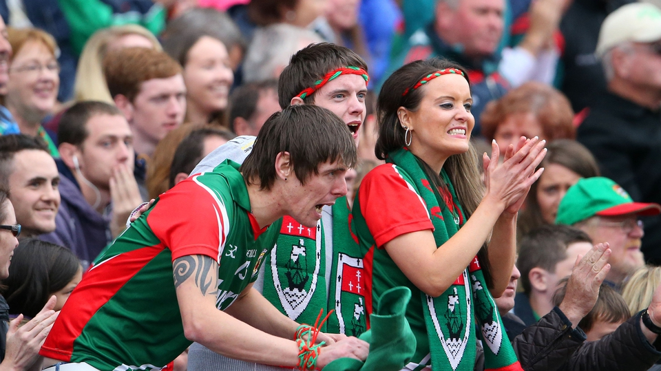 Mayo fans will have to make their way to Limerick for next Satuday's replay