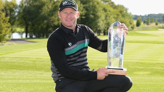 Jamie Donaldson: 'This is big - it's been an amazing week&