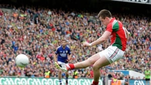 Cillian O'Connor slotted home a penalty for Mayo in what was an absorbing tussle with the Kingdom