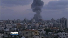 Israeli military says senior Hamas official killed in air strike