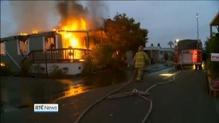 87 taken to hospital following Californian quake