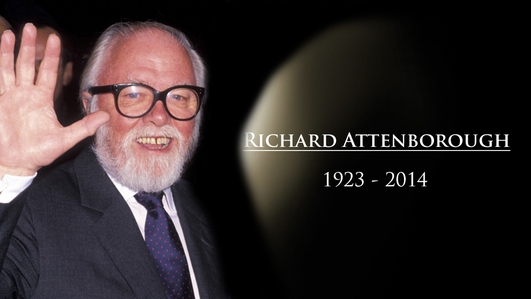 Richard Attenborough dies
