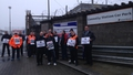 Thousands affected by rail strike