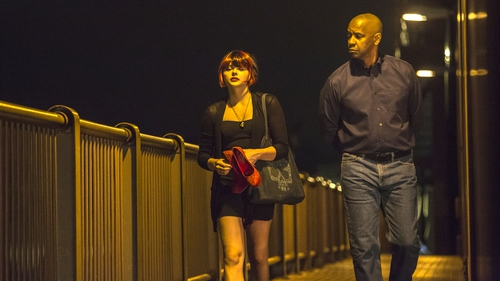 Reuniting Washington with Training Day director Antoine Fuqua, The Equalizer sees former black ops commando McCall (Washington) come out of retirement to help a young woman in need (Moretz)