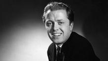 Richard Attenborough won a scholarship to Rada aged 17 and his acting career took off when he was spotted by Noel Coward