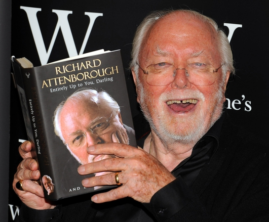 Death of Richard Attenborough