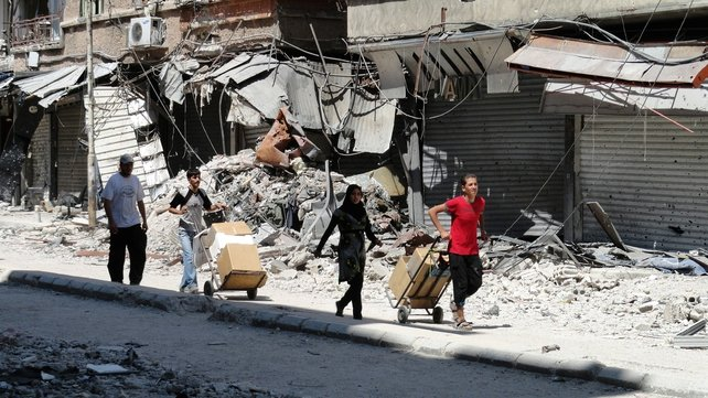 Nearly 200,000 people have died during the Syrian civil war so far