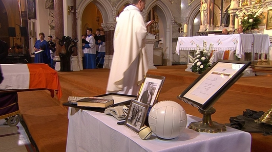 State Funeral of Former Taoiseach Albert Reynolds