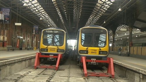 The dispute led to a two-day rail strike in August