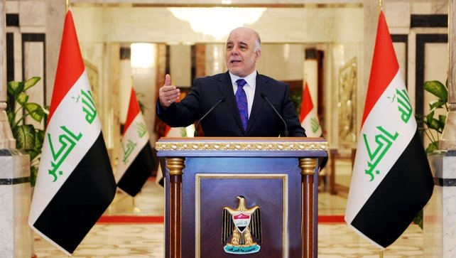 Haider al-Abadi is tasked with forming a power-sharing administration