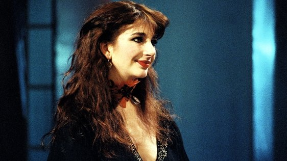 Kate Bush On The Late Late Show